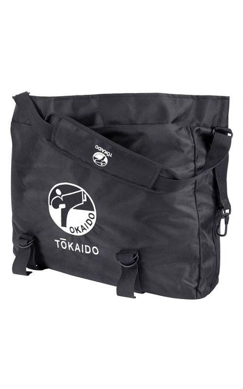 Umhängetasche, TOKAIDO Athletic Limited edition, schwarz