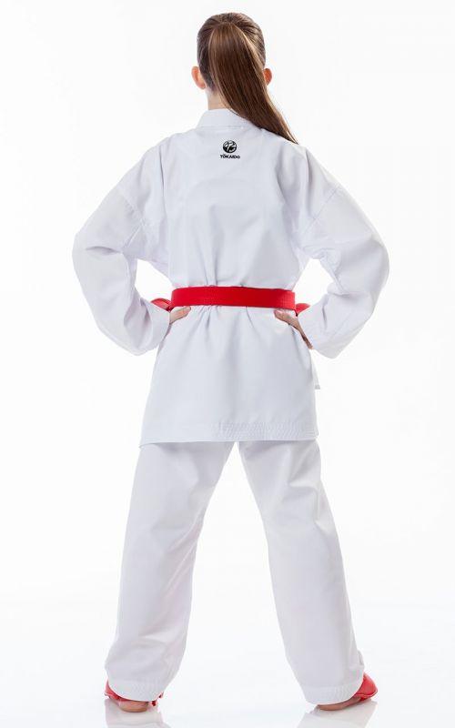 Anfänger Karateanzug, TOKAIDO Kumite Master Junior, WKF, 8 oz., weiss