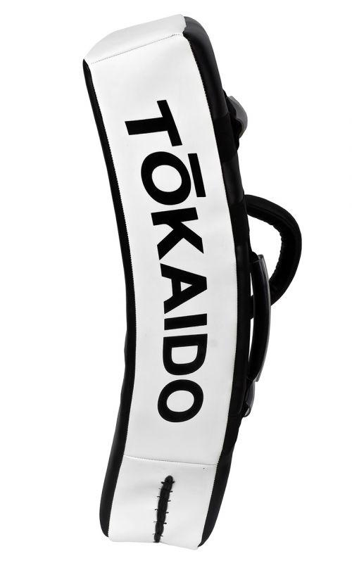 Schlagkissen, TOKAIDO Kick Shield Pro, schwarz / weiß