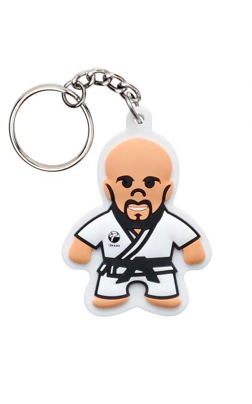 Karate Keychain ILJA, TOKAIDO Kata Man
