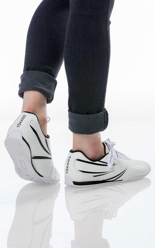 Martial Arts Shoes, TOKAIDO Athletic, white