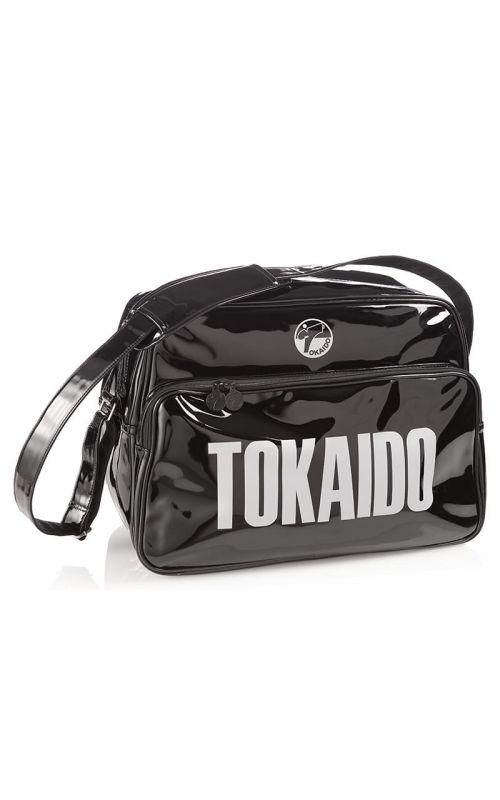 Schultertasche, TOKAIDO Medium, schwarz