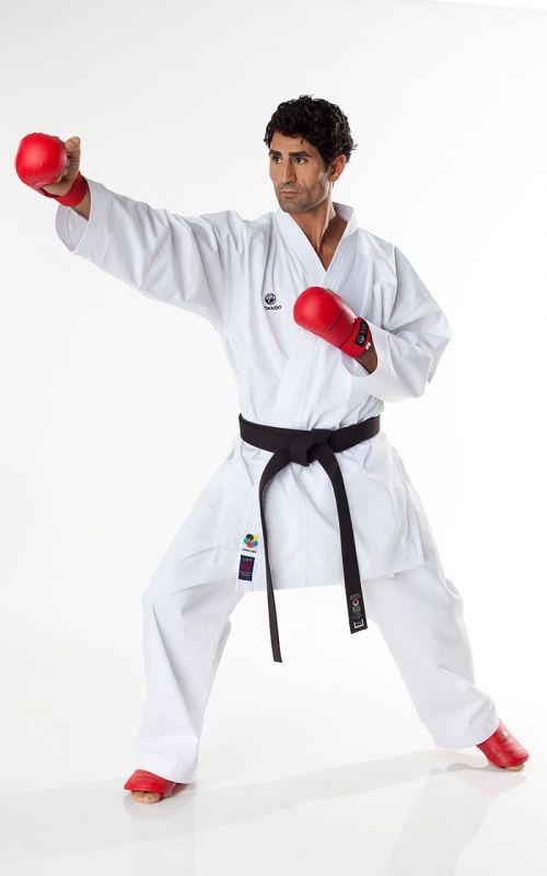 Karateanzug, TOKAIDO Kumite Master, WKF, 8 oz., weiss