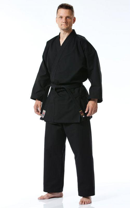 Karateanzug, TOKAIDO Bujin Kuro, 14 oz., schwarz