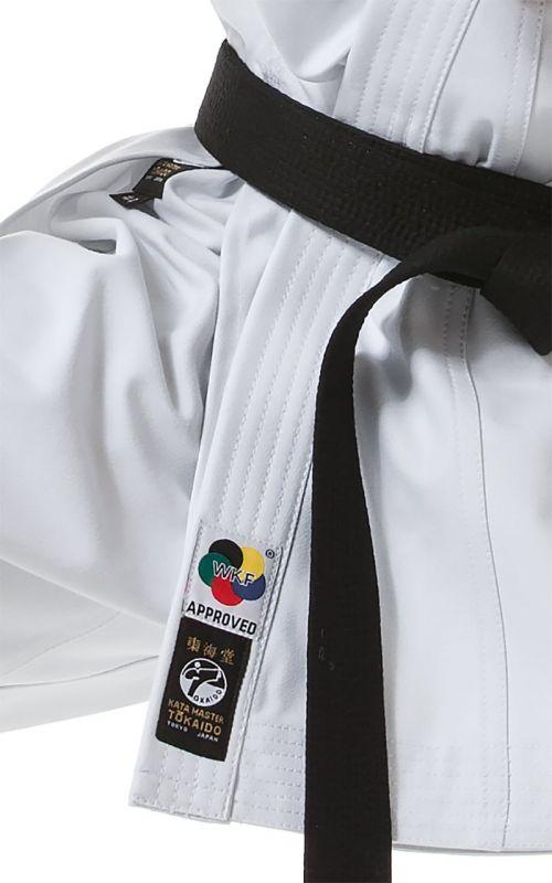 Karateanzug, TOKAIDO Kata Master, WKF 12 oz., weiss