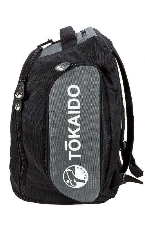 Multi-Functional sports bag, TOKAIDO Moster Bag, black / grey