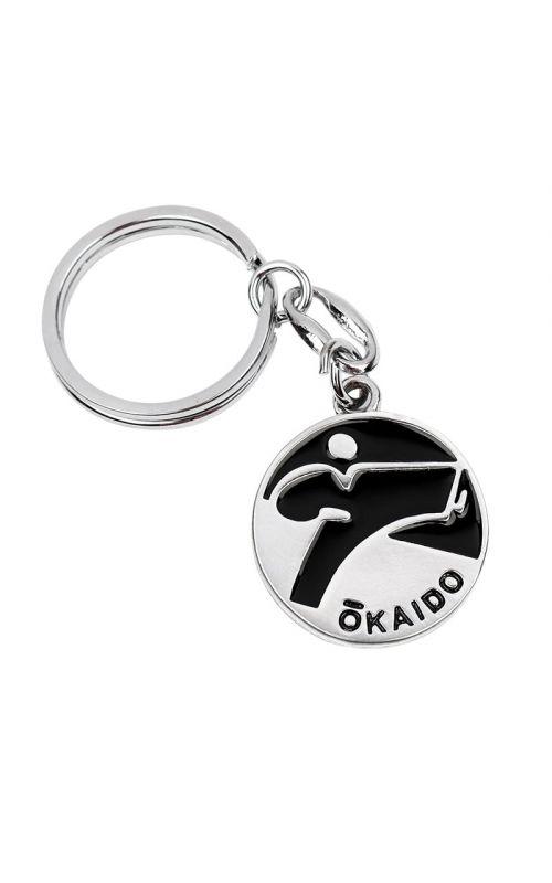 Schlüsselanhänger, TOKAIDO Kickman, metall