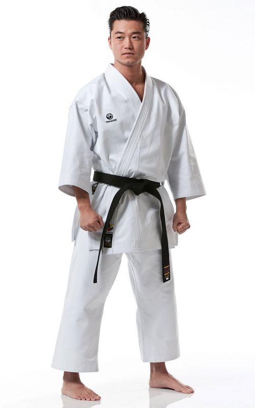 Karate Gi, TOKAIDO Kata Master, WKF, 12 oz., white
