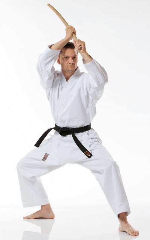 Aikido Anzug, TOKAIDO Bujin Shiro, 14 oz., weiss