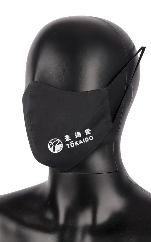 Gesichtsmaske, TOKAIDO, schwarz