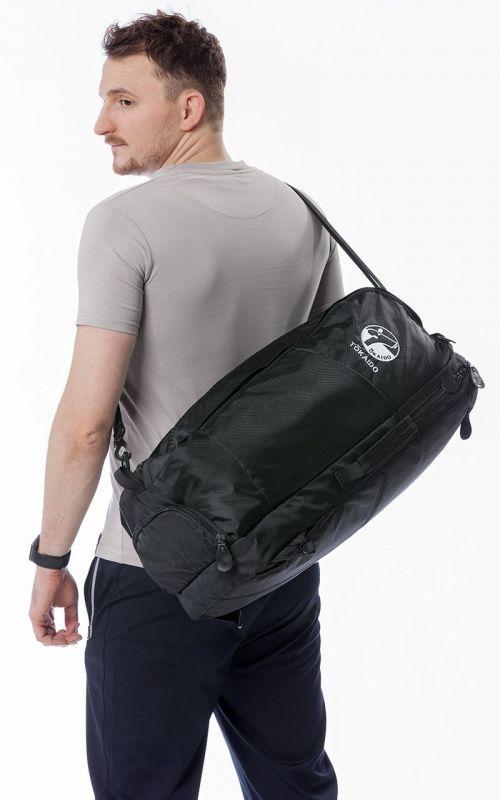 Karate Tasche, TOKAIDO Big Zip PRO, schwarz