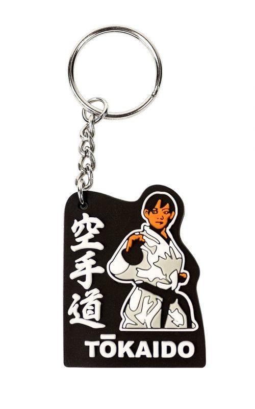 Keychain, TOKAIDO Karate 3D