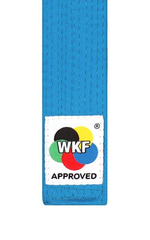 Kata Karate Gürtel, TOKAIDO, WKF, blau