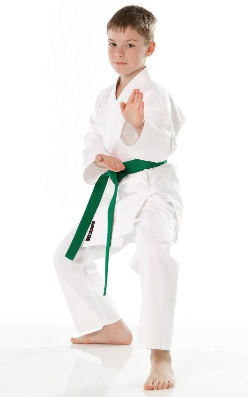 Kinder Karateanzug, TOKAIDO Shoshin, 8 oz., weiss