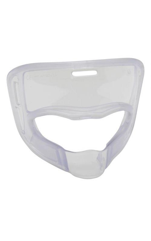 Karate Gesichtsschutz, TOKAIDO Face Mask, WKF, transparent