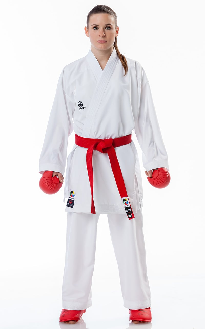 Tokaido Karate WKF Womens Chest Protector Small // 34A